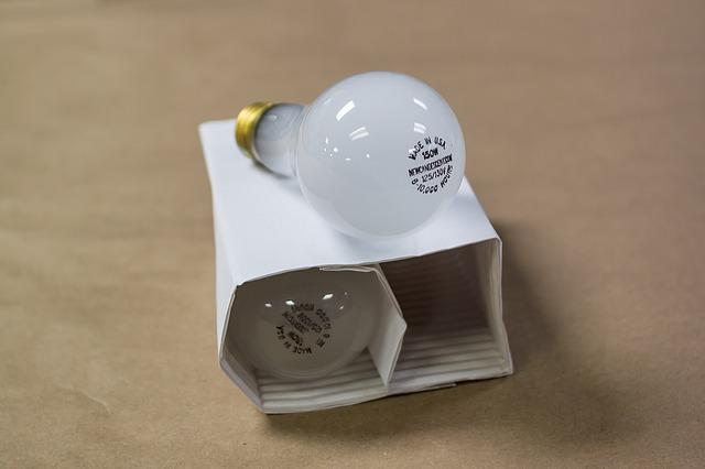 Žárovky pro Vaše bydlení