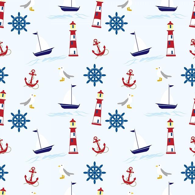 námořní tapeta
