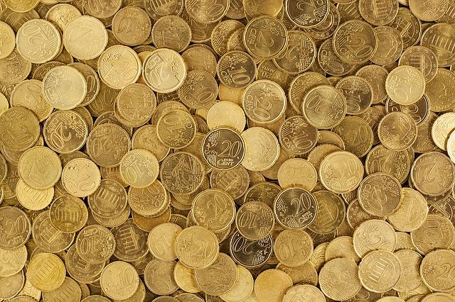 mince centů